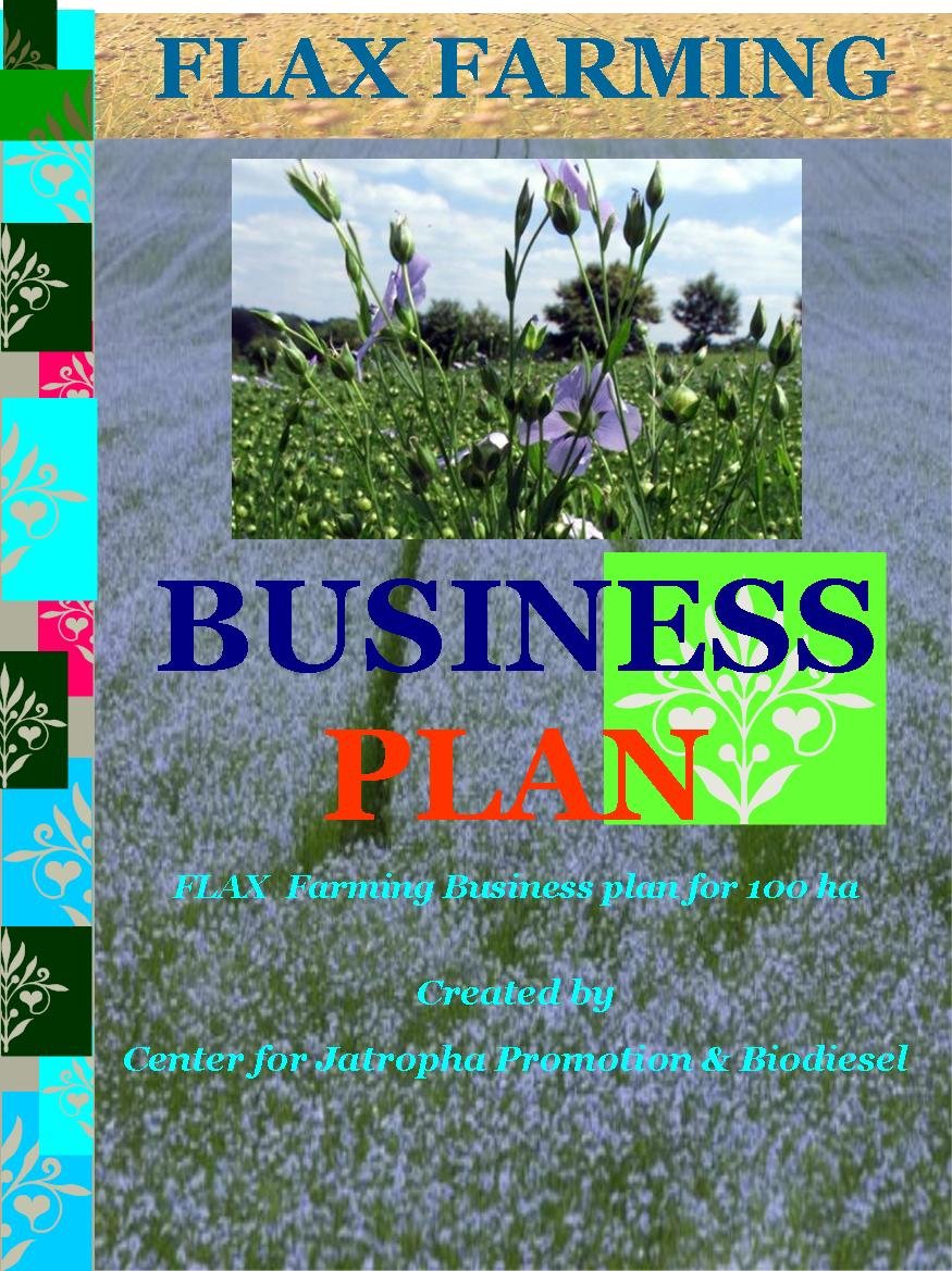 FLAX FARMING BUSINESS PLAN