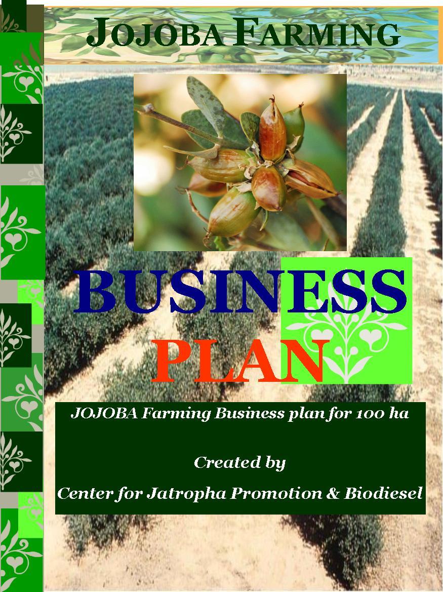 jojoba business plan